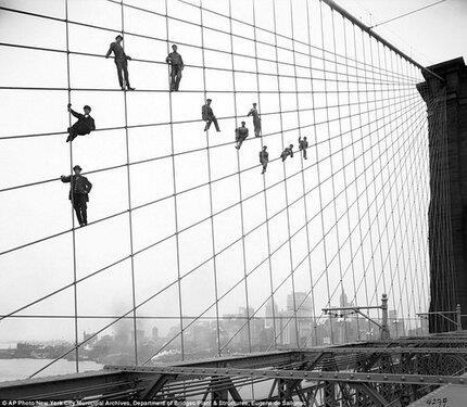 Brooklyn Bridge Band Heads
